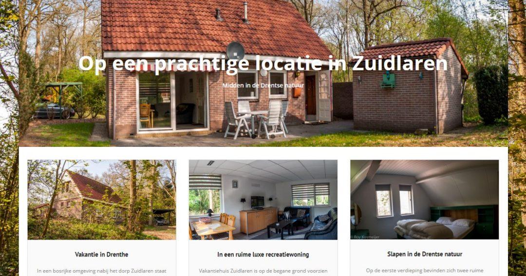 Vakantiehuis-Zuidlaren.nl